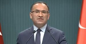 Bozdağ: Türkiye Ege'de Herhangi Bir Oldu Bittiye Asla İzin Vermez