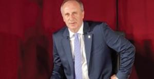 """CHP'li İnce, """"Abdullah Gül, Erdoğan'dan Kurtulma Seçeneğimiz Olamaz"""""""