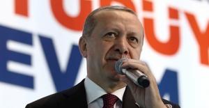 Cumhurbaşkanı Erdoğan: Afrin'de 4 Bin 17 Terörist Etkisiz Hale Getirildi