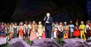 Cumhurbaşkanı Erdoğan, Uluslararası 23 Nisan Çocuk Şenliği'ne Katıldı