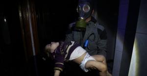Doğu Guta'taki Kimyasal Saldırıda En Az 70 Kişi Öldü