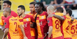 Galatasaray, Alanya'da Zorda Olsa Kazandı