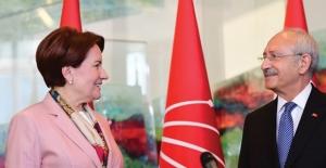 Kılıçdaroğlu, Akşener'le Görüştü