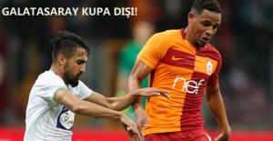 Kupa Beyi Galatasaray Elendi