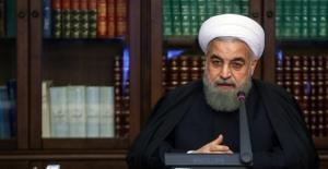 Ruhani'den Trump'a: Hukuk Konusunda Hiçbir Fikrin Yok