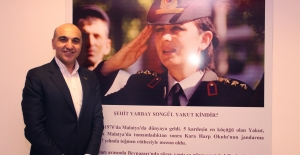 Şehit Yarbay Songül Yakut'un Adı Kreşe Verildi