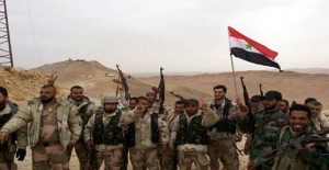 Suriye Ordusu Geniş Çapta Yeni Bir Operasyon Başlattı