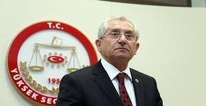 YSK Başkanı Güven'den '100 Bin İmza' Açıklaması