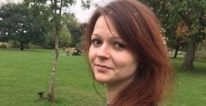 Zehirlenen Rus Ajanının Kızı Taburcu Oldu