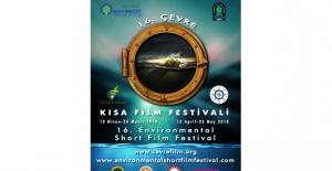 16. Çevre Kısa Film Festivali'nde Ödüller Sahiplerini Buluyor