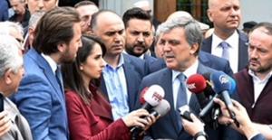 Abdullah Gül 'Nezaket Ziyaretini' Doğruladı