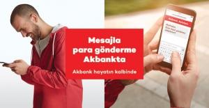 Akbank'ta Chatbot İle Mesajlaşarak Para Transferi!