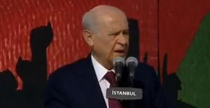 Bahçeli: ABD Başkanı Ortadoğu Ve Dünyanın Dengeleriyle Oynamaya Nasıl Cüret Etmiştir?