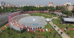 Bakırköy Belediyesi Sanatçılar Parkı Ve Spor Kompleksi Açıldı