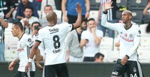 Beşiktaş, Sivas'ı Farklı Yendi