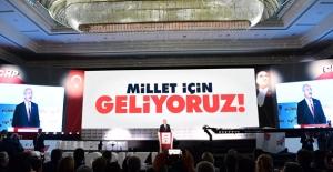 CHP'nin Seçim Bildirgesi'nde Yeni Anayasa Vurgusu