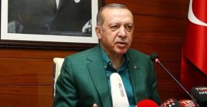 Cumhurbaşkanı Erdoğan'dan Af Yorumu: Böyle Bir Düşüncemiz Kesinlikle Yok