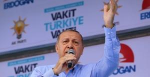 Cumhurbaşkanı Erdoğan'dan İnce'ye: Senin Ne Haddin Köprü Yapmak