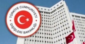 Dışişleri: Almanya'nın PKK Uzantılarının Katılımıyla Gerçekleşen Mitinge İzin Vermesi Çifte Standarttır