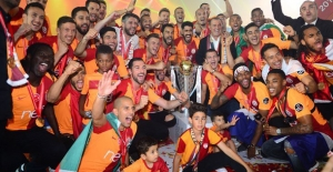 Galatasaray Kupasına Kavuştu