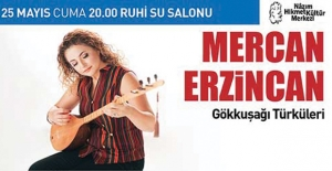 """Mercan Erzincan """"Gökkuşağı Türküleri"""""""