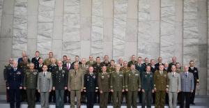 NATO Askeri Komite Toplantısında Ortadoğu'da Kolektif Savunma Ve Caydırıcılık Görüşüldü