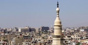 Rus Askeri Polisleri Şam'da Devriye Görevine Başladı