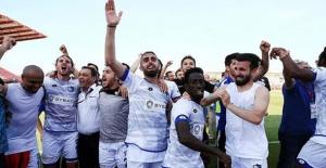 Süper Lige Çıkan Üçüncü Takım Büyükşehir Belediye Erzurumspor