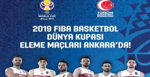 12 Dev Adam Dünya Kupası Yolunda Ankara'daki Maçlara Hazırlanıyor