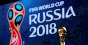 2018 FIFA Dünya Kupası Yarın Başlıyor