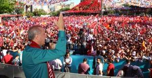 """""""24 Haziran'da Ülkemizin Gelecek Asırdaki İstikametini Belirleyeceğiz"""""""