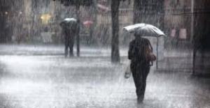 AKOM'dan İstanbul İçin Yoğun Yağış Uyarısı