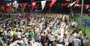 Bakırköy Belediyesi'nden Sporculara İftar