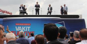 Barış Aydın'dan 500 Araçlık Seçim Konvoyu