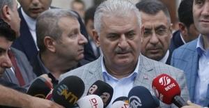 Başbakan Yıldırım'dan Erzurum Açıklaması: Seçimlerle İlgili Değil Kan Davası