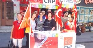 CHP'li Engin Fatih, Zeytinburnu Ve Beşiktaş'ta Seçim Çalışmalarına Hızla Devam Ediyor