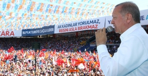 """Cumhurbaşkanı Erdoğan: Bunlara 24 Haziran'da Osmanlı Tokadı Gerekmez Mi?"""""""