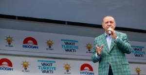 Cumhurbaşkanı Erdoğan: Erbakan Hoca Bunları Yanında Tutmazdı