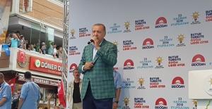 Cumhurbaşkanı Erdoğan: Güneydoğu'daki Kardeşim Oyunu Daha Hür Kullanacak
