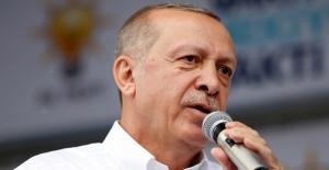 Cumhurbaşkanı Erdoğan: Münbiç'te Devriye Gezme Olayı Başladı