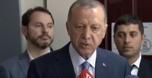 Cumhurbaşkanı Erdoğan'dan Seçim Güvenliği Açıklaması