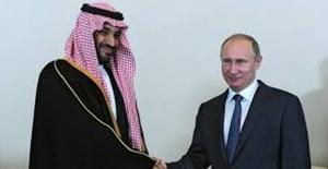 Dünya Kupası Sırasında Putin Ve Prens Selman Petrol Konusunda Anlaştı
