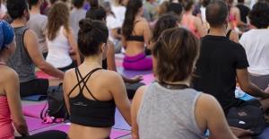 Dünya Yoga Günü Sabancı Üniversitesi Sakıp Sabancı Müzesi'nde Kutlanacak