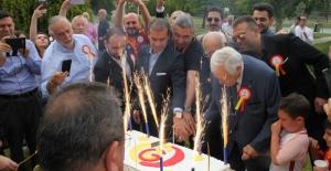 Galatasaray'ın 21. Şampiyonluk Kupası Ankara'da