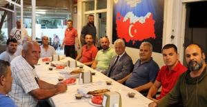 Marmaris Belediye Başkanı Acar'dan Dernek Ziyaretleri