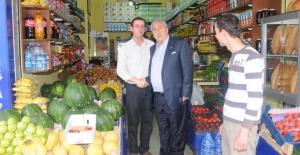 Palandöken: Zincir Marketler Esnafa Ve Yerel Marketlere Zarar Veriyor