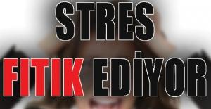 Stres Fıtık Ediyor!