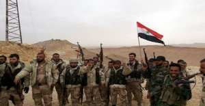 Suriye Ordusu Deyr Ez Zor'ın Kırsalında 'Güvenlik Sağladı'