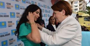 Turgut Altınok'un Kızı İYİ Parti'ye Katıldı