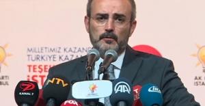 AK Partili Ünal'dan Kılıçdaroğlu'na Einstein'lı Gönderme